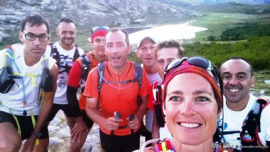 Trail du GR20 en 5 jours - juillet