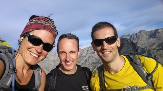 Trail du GR20 en 7 jours - septembre