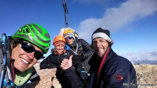 Alpinisme dans les Alpes du Sud