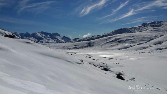 GR20, Lac de Ninu argenté