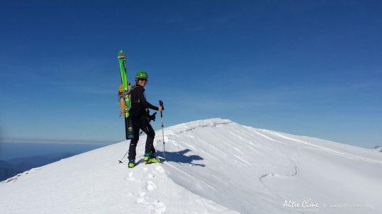 [Ski de randonnée Corse] Punta a Vetta