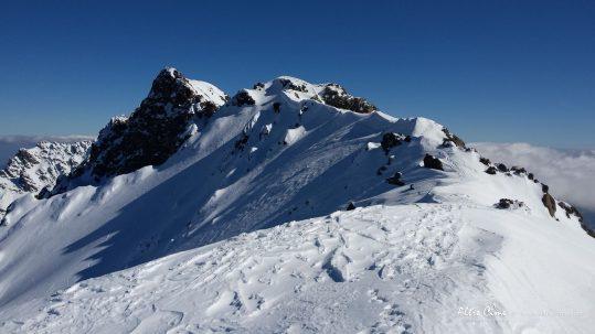 GR20 Nord - Monte Cintu 2706m !
