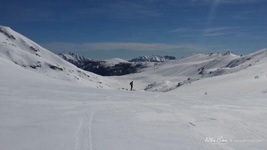 GR20 Sud en hiver - I Pozzi