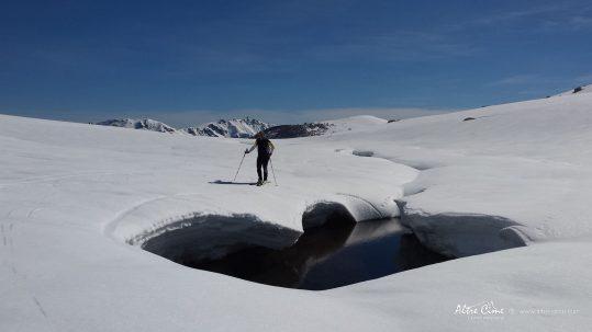 [Ski de randonnée Corse] I Pozzi
