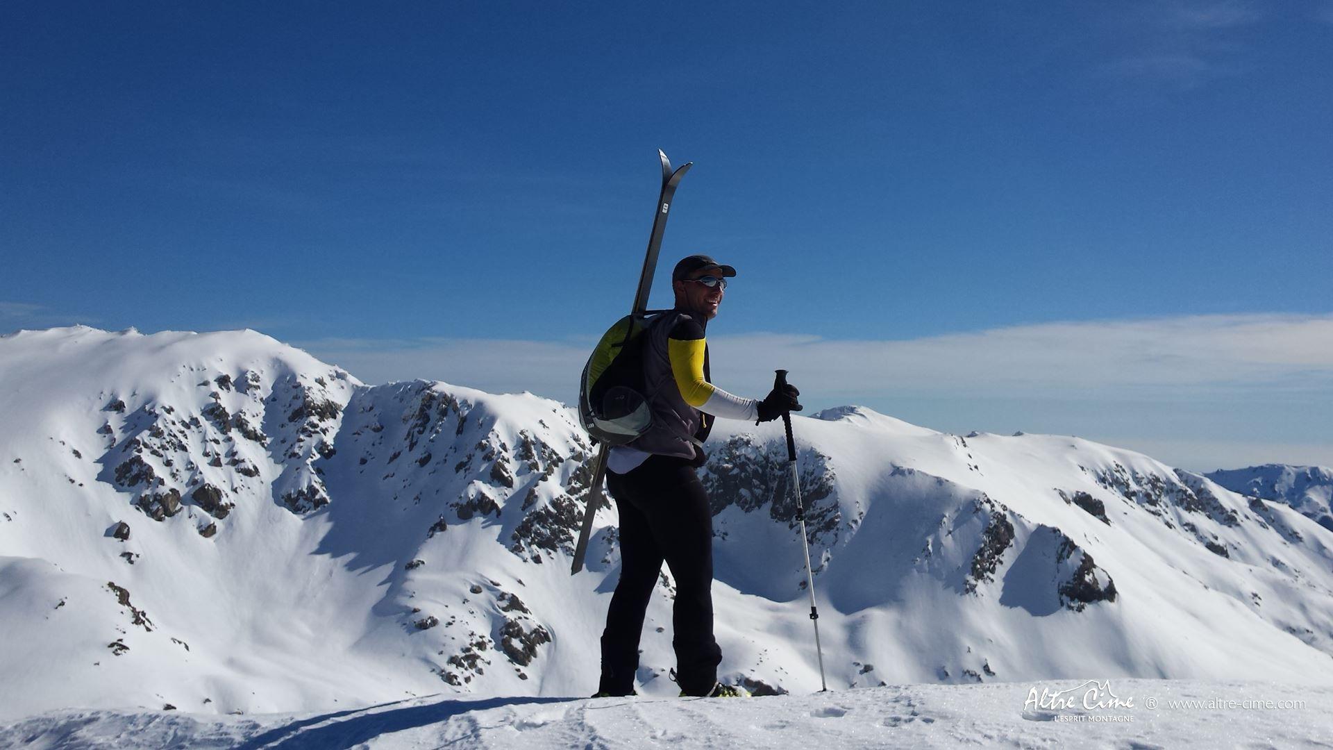 [Ski de randonnée Corse] Punta a Vetta et massif du Renosu