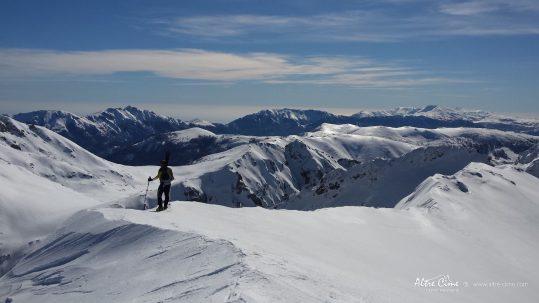 [Ski de randonnée Corse] Massif Sud