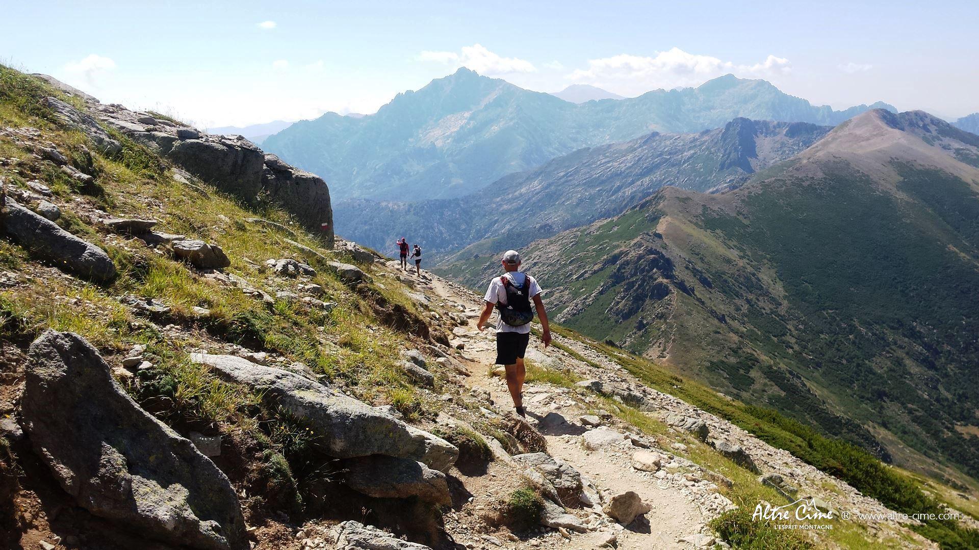 [GR20 Trail] Petra Piana