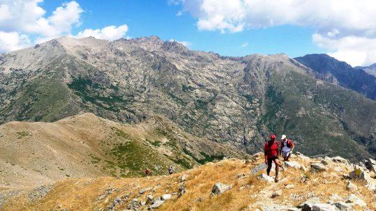 [GR20 Trail] Pinzi Curbini