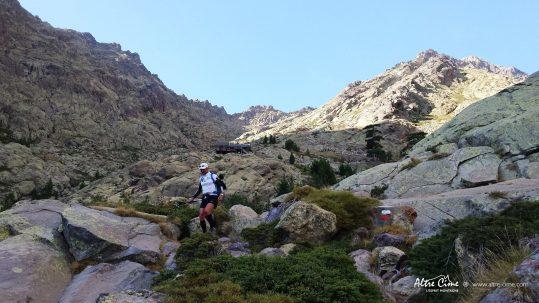 [GR20 Trail] Refuge de Tighjettu