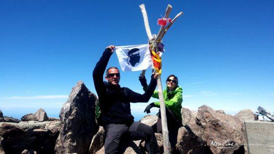 [GR20 Nord] Monte Cintu 2607m !