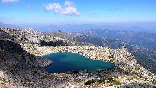 [GR20 Sud] Lac de Bastani