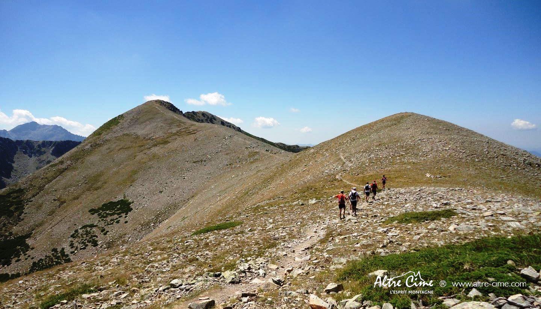 [GR20 Trail] Variante des Pinzi Curbini