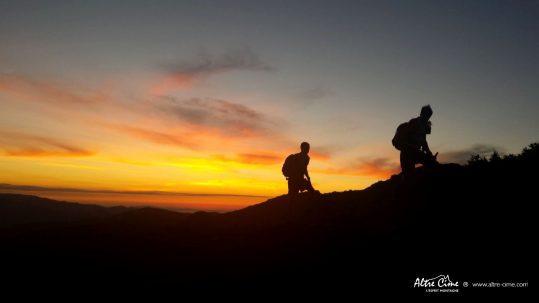 [GR20 Trail] Départ matinal