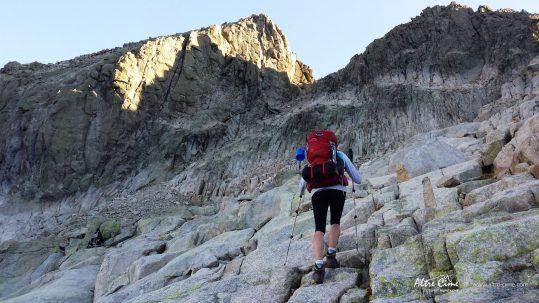 [Randonnée Corse] Monte Ritondu face Nord