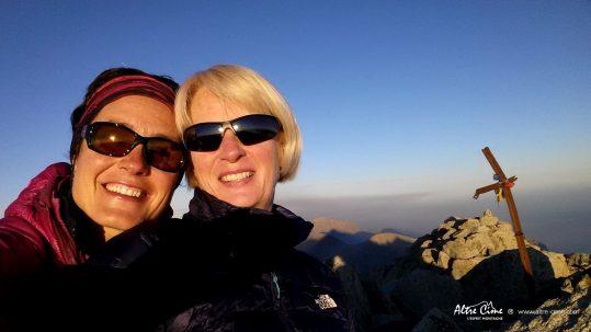 [Randonnée Corse] Coucher de soleil au Monte Ritondu 2622m