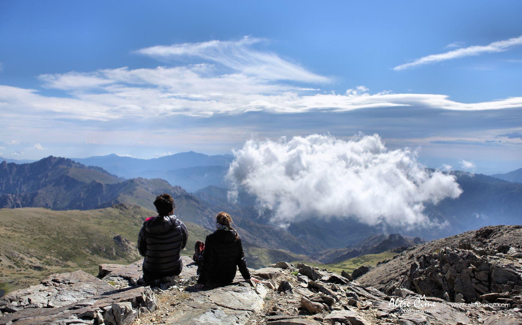 [Randonnée Corse Sauvage] Sur les crêtes du Monte Cintu