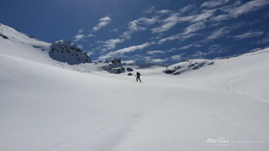 [Ski de randonnée Corse] Bocca Rinosu