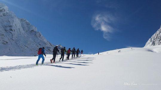 [Ski de randonnée Corse] Ascu
