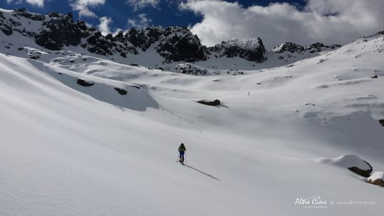 [Ski de randonnée Corse] Monte Ritondu