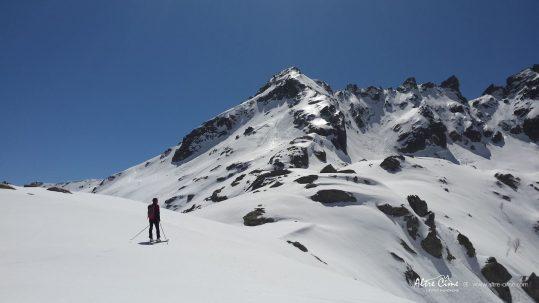 [Ski de randonnée Corse] Restonica