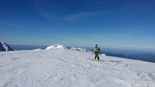 [Ski de randonnée Corse] Renosu