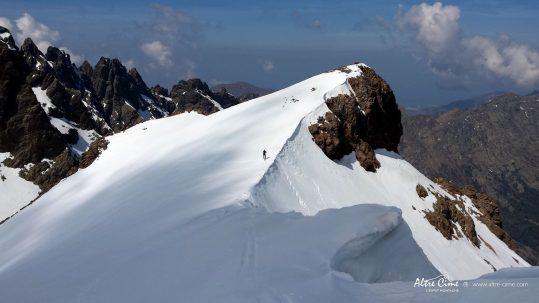 [Ski de randonnée Corse] Bocca Crucetta