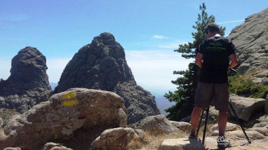 [GR20 Sud - Les Plus Beaux Treks] Tournage aux Aiguilles de Bavella