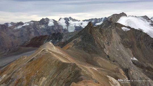 [Randonnée Grand Paradis] Au sommet de la Punta del Tuf 3393m