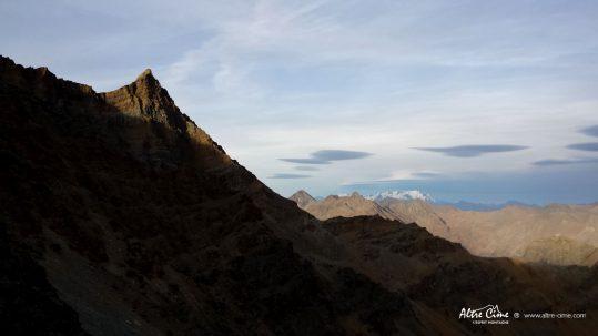 [Randonnée Grand Paradis] Punta Rossa depuis le Col de Loson