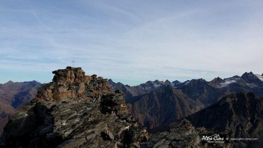 [Randonnée Grand Paradis] Punta Pousset 3046m