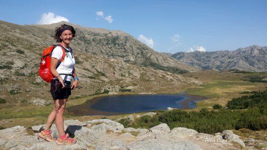 [GR20_Nord] Merveilleux lac de Ninu !
