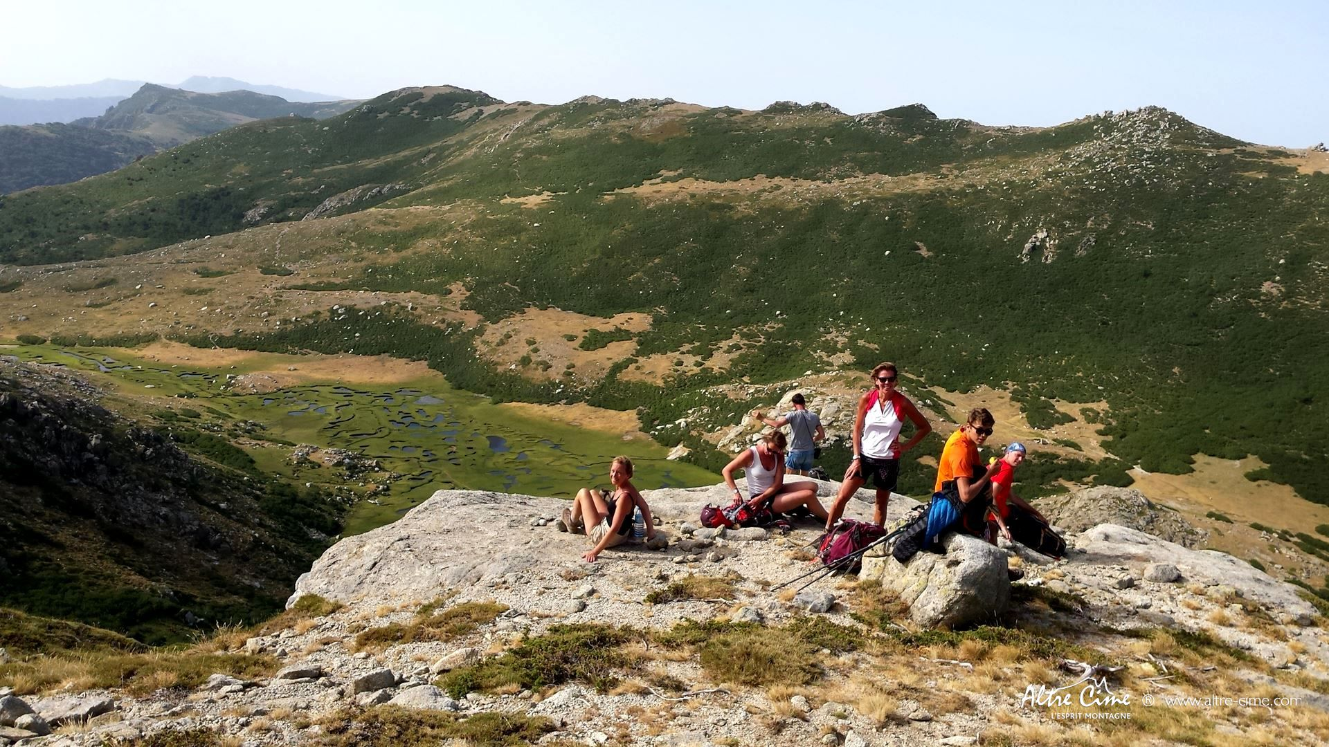 [GR20 Sud] I Pozzi du Monte Renosu