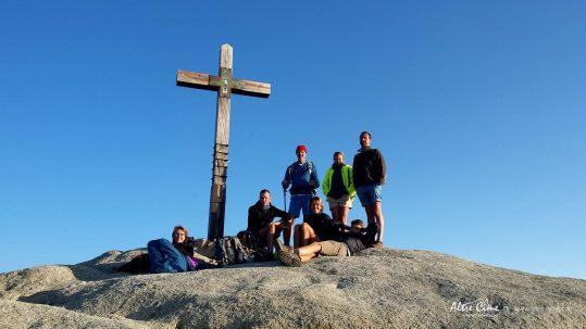 [GR20 Sud] Fin de séjour au sommet de l'Alcudina