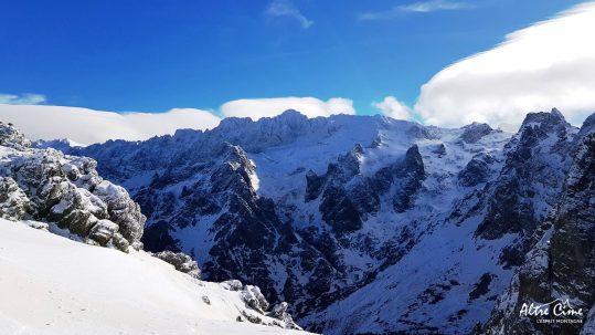 [GR20-hiver] Face Nord du Monte Cintu