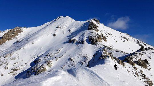 GR20-hiver] Bocca Soglia et Punta Muzzella entre Manganu et Petra Piana