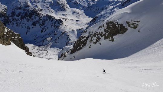 [GR20-hiver] Ski dans la Restonica