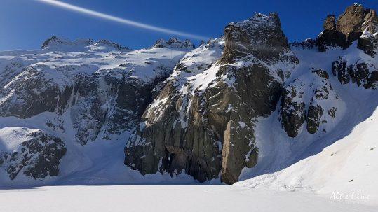 [GR20-hiver] Capitellu immaculé et Bocca a e Porte