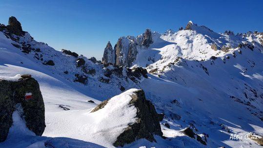[GR20-hiver] Bocca Soglia entre Manganu et Petra Piana