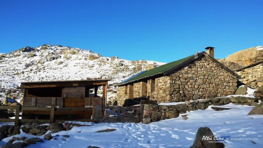 [GR20 Nord Hiver] Bergeries de Vaccaghja