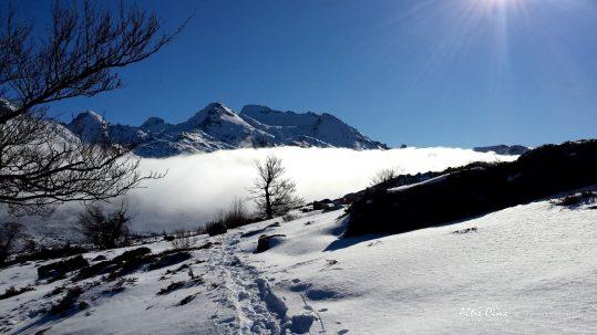 [GR20 Nord Hiver] le GR20 sous la neige
