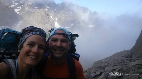 [GR20 Nord] En route vers le Monte Cintu !