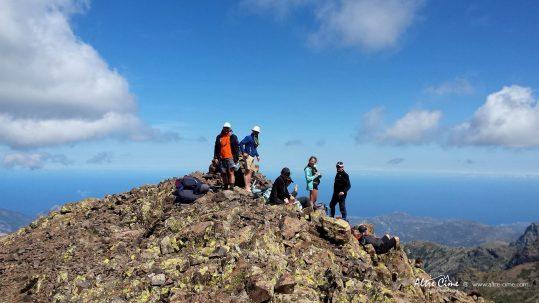 [GR20 Nord] Monte Curonna !