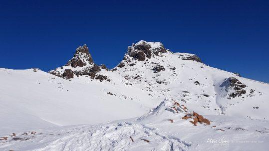 [GR20 Hiver] Raquettes à neige sur le GR20 Nord