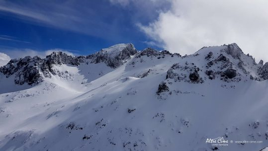 [GR20 Nord] Monte Ritondu enneigé