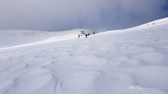 [GR20 Sud] Désert de neige
