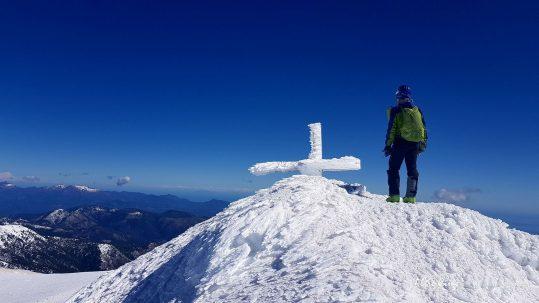 [GR20 Sud] Monte Renosu 2352m !