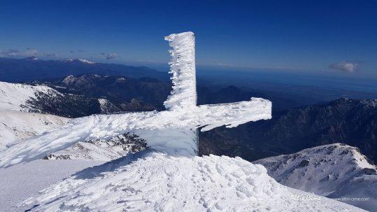 [GR20 Sud] Monte Renosu 2352m et vue sur la mer !