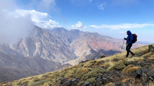 sejour randonnee trek Maroc Meltesen