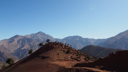 sejour randonnees trek maroc 2020