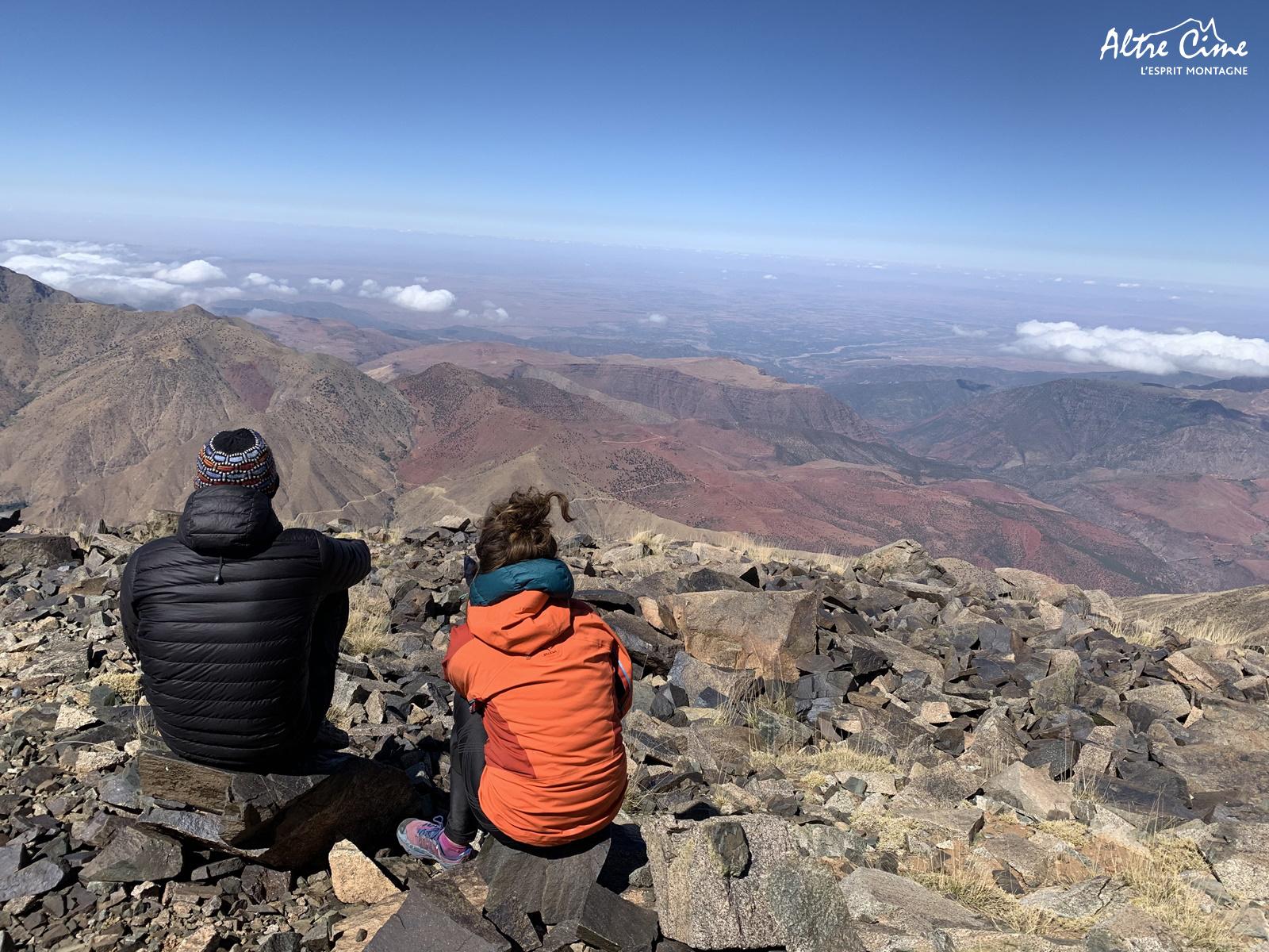 sejour randonnees trek berbère au Maroc